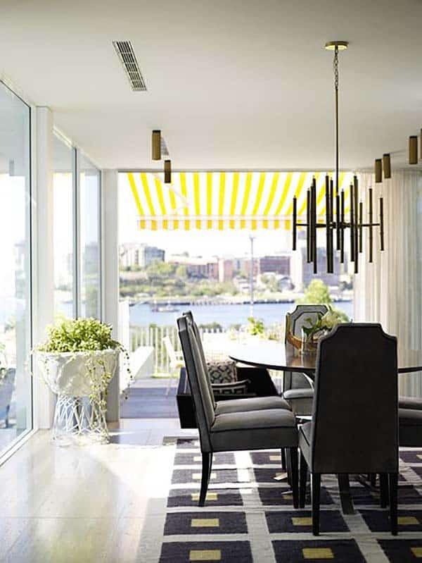 Glamorous Mid-Century Home-Sydney-09-1 Kindesign