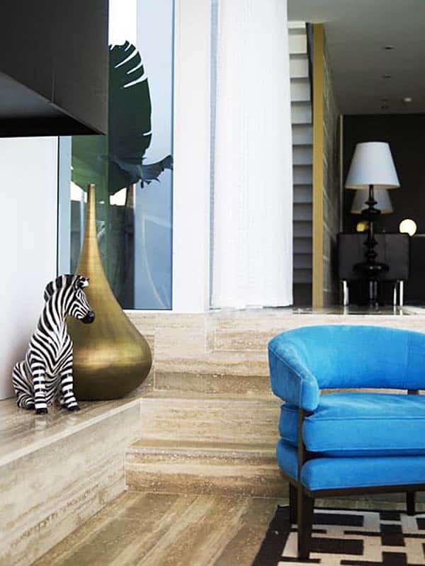 Glamorous Mid-Century Home-Sydney-14-1 Kindesign