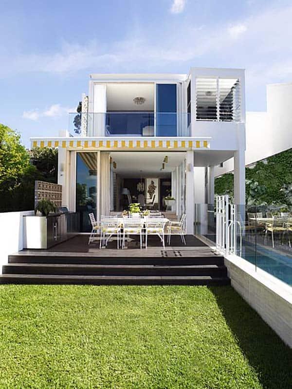 Glamorous Mid-Century Home-Sydney-15-1 Kindesign