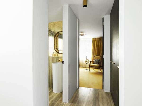 Glamorous Mid-Century Home-Sydney-18-1 Kindesign