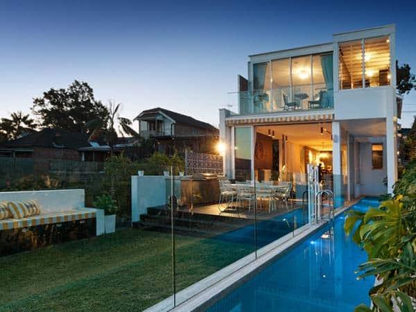 Glamorous Mid-Century Home-Sydney-33-1 Kindesign