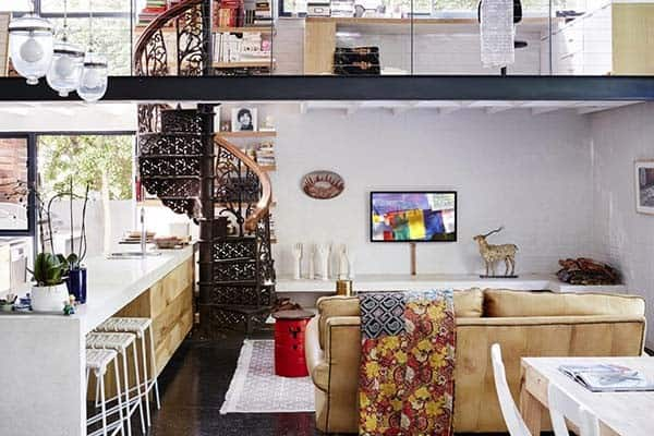featured posts image for Incredible industrial style pad in Cape Town