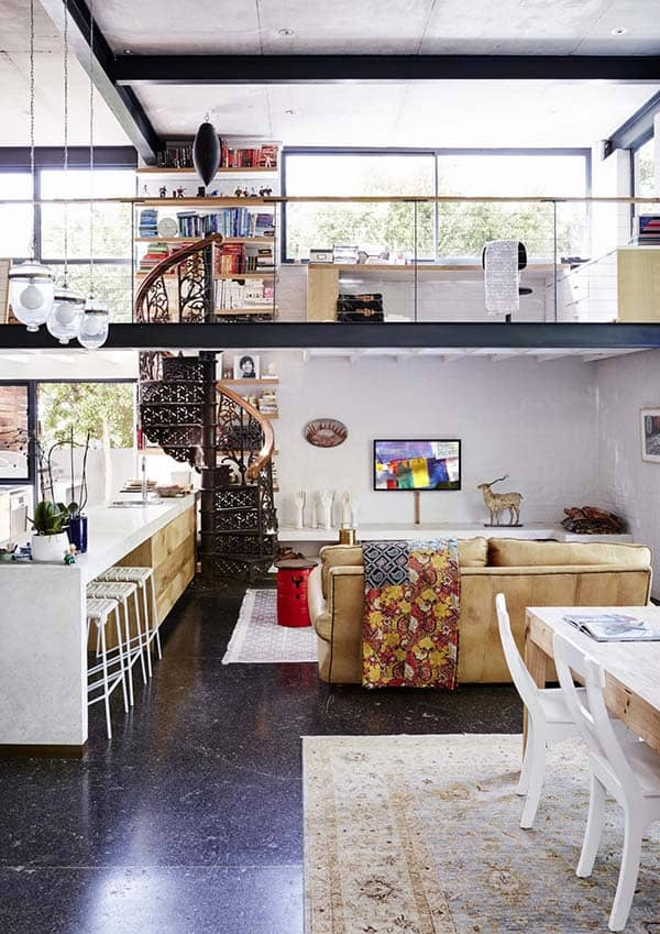 Industrial Style Home-Wow Architecture-01-1 Kindesign