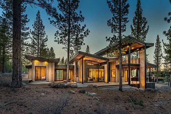 featured posts image for Mountain retreat blends rustic-modern styling in Martis Camp