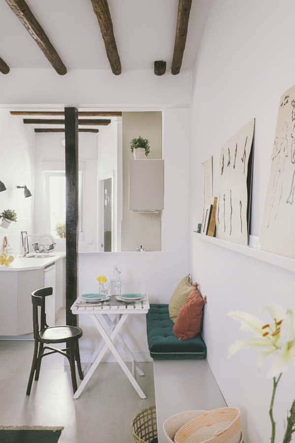 Mediterranean Style Loft-Nimu-07-1 Kindesign
