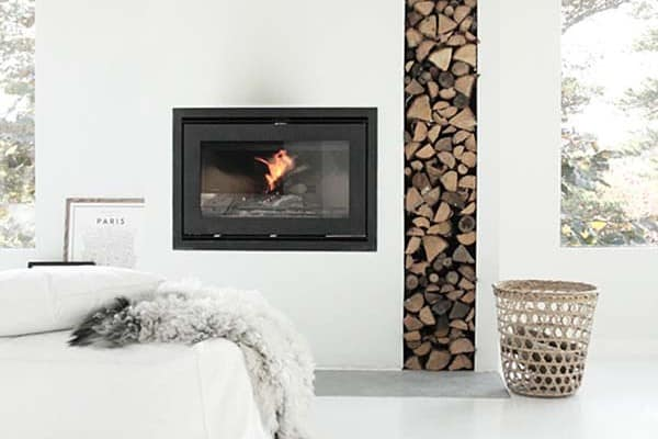 featured posts image for 27 Mesmerizing minimalist fireplace ideas for your living room