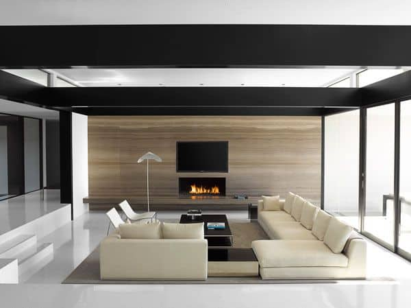 Minimalist Fireplace Ideas-04-1 Kindesign