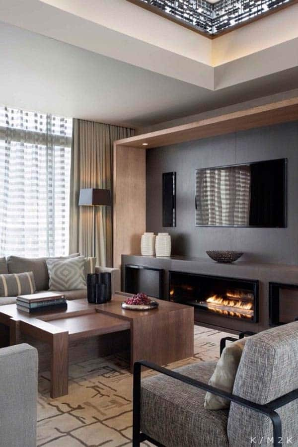 Minimalist Fireplace Ideas-23-1 Kindesign