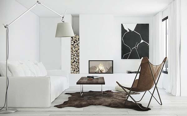Minimalist Penthouse Attic-Katty Schiebeck-01-1 Kindesign