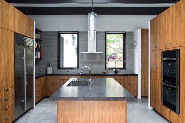 Modern Atrium House-Klopf Architecture-03-1 Kindesign