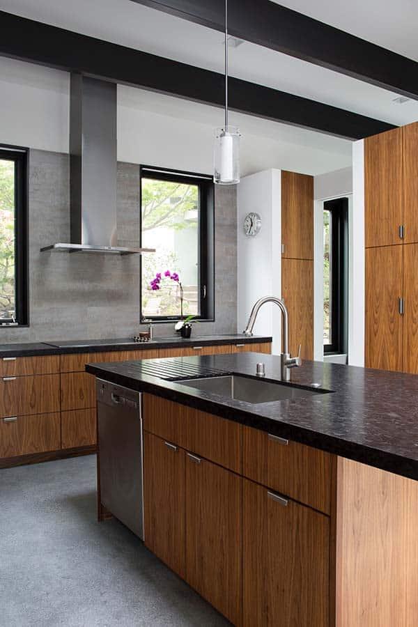 Modern Atrium House-Klopf Architecture-04-1 Kindesign