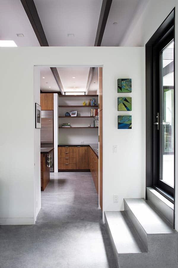 Modern Atrium House-Klopf Architecture-05-1 Kindesign