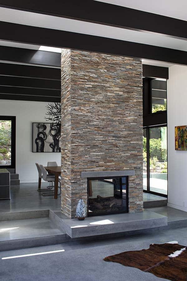 Modern Atrium House-Klopf Architecture-09-1 Kindesign