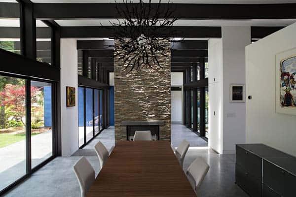 Modern Atrium House-Klopf Architecture-10-1 Kindesign