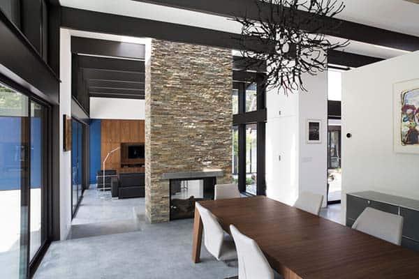 Modern Atrium House-Klopf Architecture-11-1 Kindesign