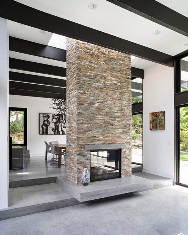 Modern Atrium House-Klopf Architecture-12-1 Kindesign