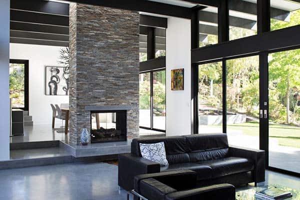 Modern Atrium House-Klopf Architecture-15-1 Kindesign