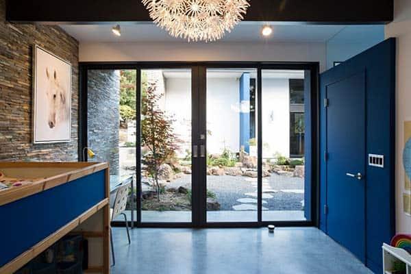 Modern Atrium House-Klopf Architecture-22-1 Kindesign