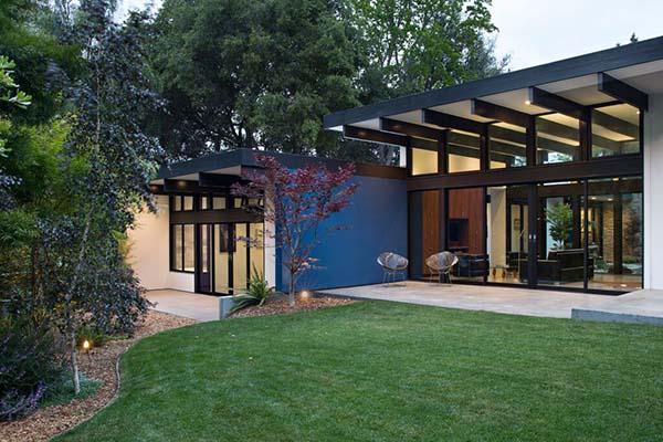 Modern Atrium House-Klopf Architecture-28-1 Kindesign