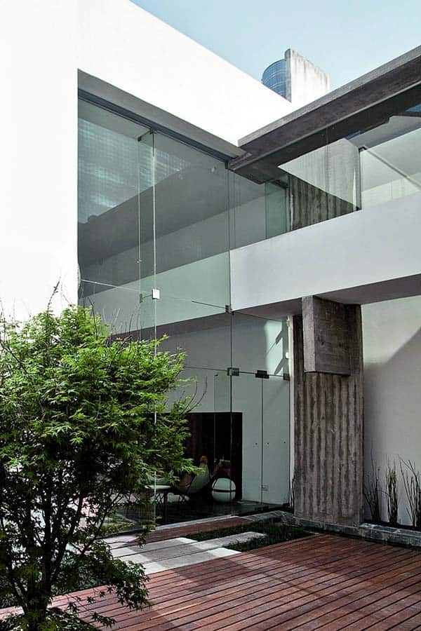 Modern-Concrete-Home-Bak Architects-15-1 Kindesign