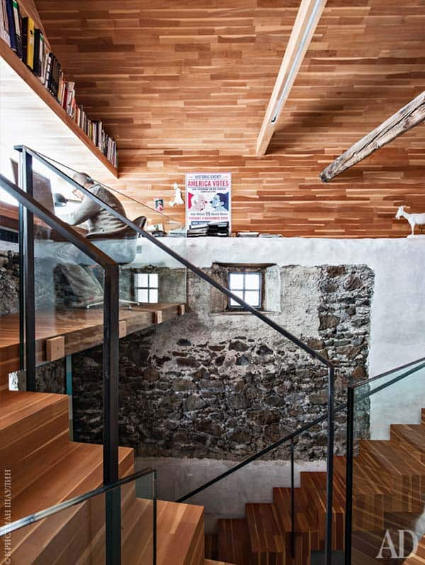 Modern Mountain Chalet-Otmar Prenner-04-1 Kindesign