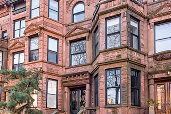 featured posts image for Romanesque Revival row house gets modern update in Brooklyn