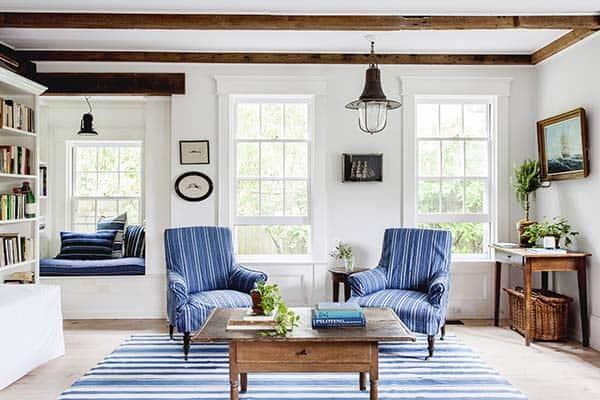 Sag Harbor Home-Elizabeth Cooper Design-02-1 Kindesign