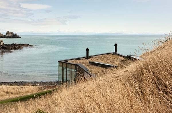 featured posts image for Romantic seaside cottage for honeymooners in New Zealand