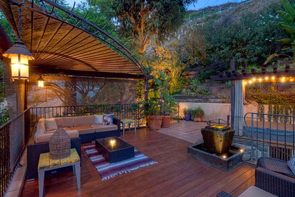 Spanish-Style-Home-Hollywood Hills-26-1 Kindesign