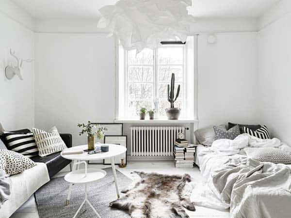 Stockholm Studio Apartment-02-1 Kindesign
