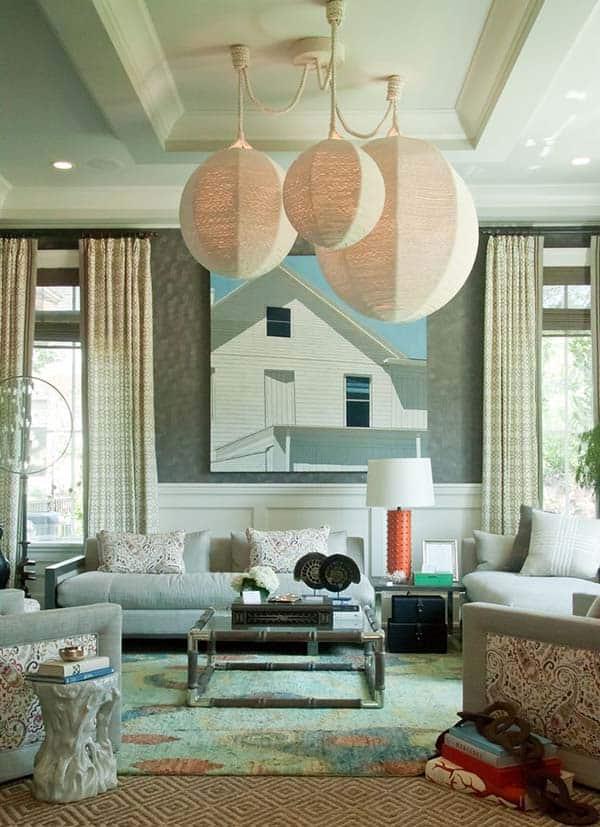 Stylish Living Room Design Ideas-11-1 Kindesign