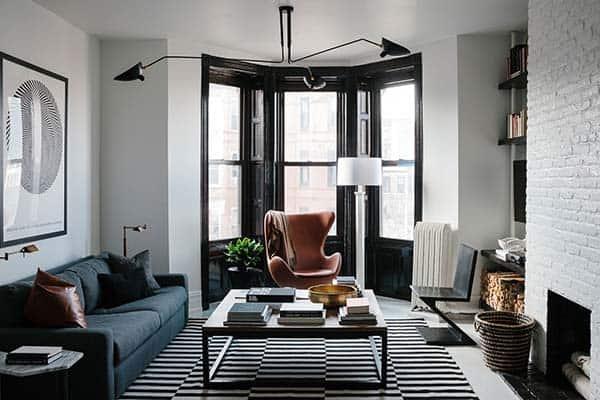 Stylish Living Room Design Ideas-21-1 Kindesign