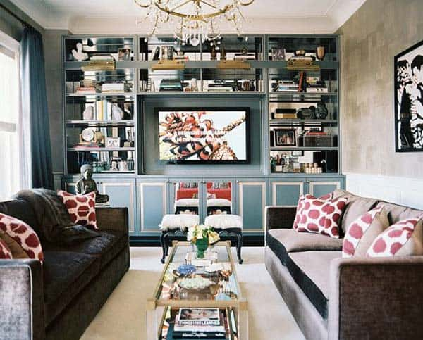 Stylish Living Room Design Ideas-23-1 Kindesign