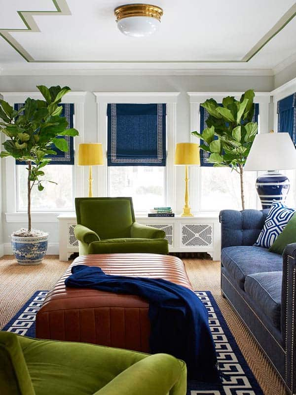 Stylish Living Room Design Ideas-25-1 Kindesign