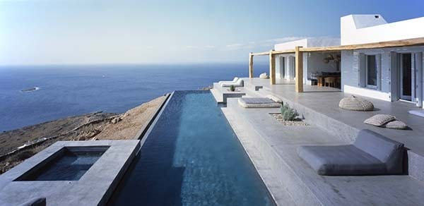 featured posts image for A rustic-modern summer dream house on the island of Syros