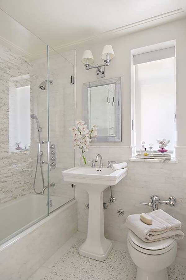 White-Bathroom-Design-Inspirations-07-1 Kindesign