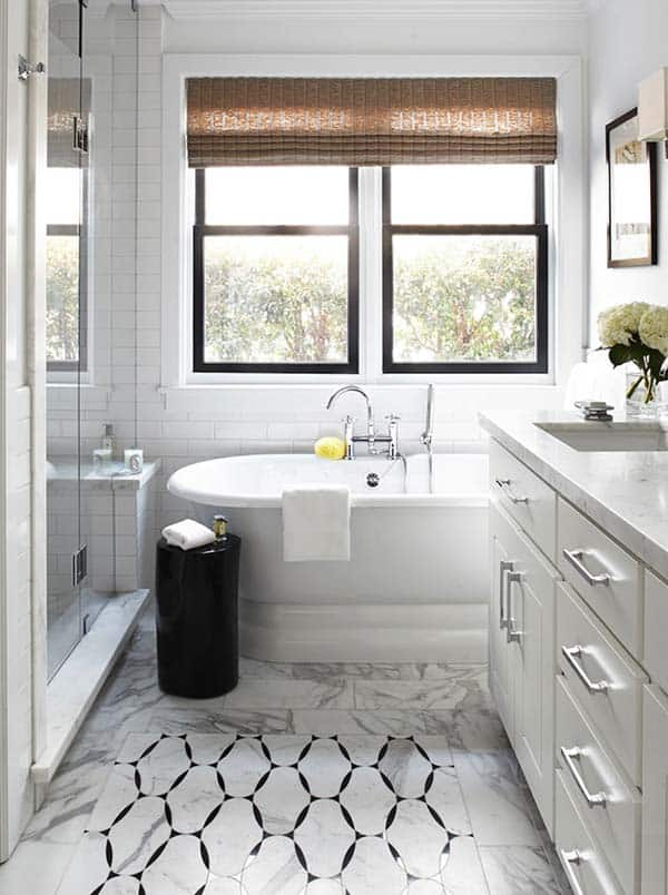 White-Bathroom-Design-Inspirations-13-1 Kindesign
