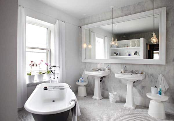 White-Bathroom-Design-Inspirations-19-1 Kindesign