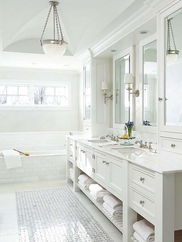 White-Bathroom-Design-Inspirations-42-1 Kindesign