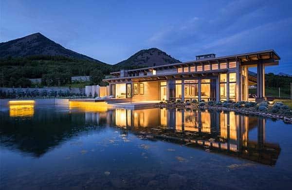Contemporary-Mountain-Home-E Cummings Architect-00-1 Kindesign