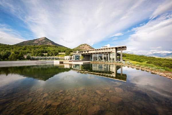 Contemporary-Mountain-Home-E Cummings Architect-03-1 Kindesign