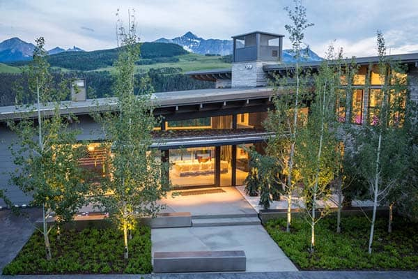Contemporary-Mountain-Home-E Cummings Architect-04-1 Kindesign
