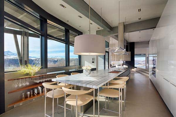 Contemporary-Mountain-Home-E Cummings Architect-13-1 Kindesign
