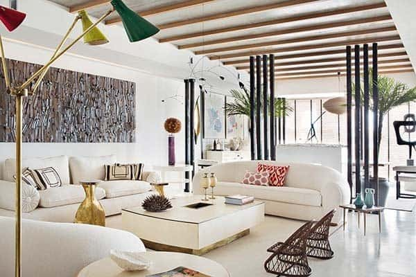 featured posts image for Chic and cosmopolitan pad with a California vibe in Ibiza