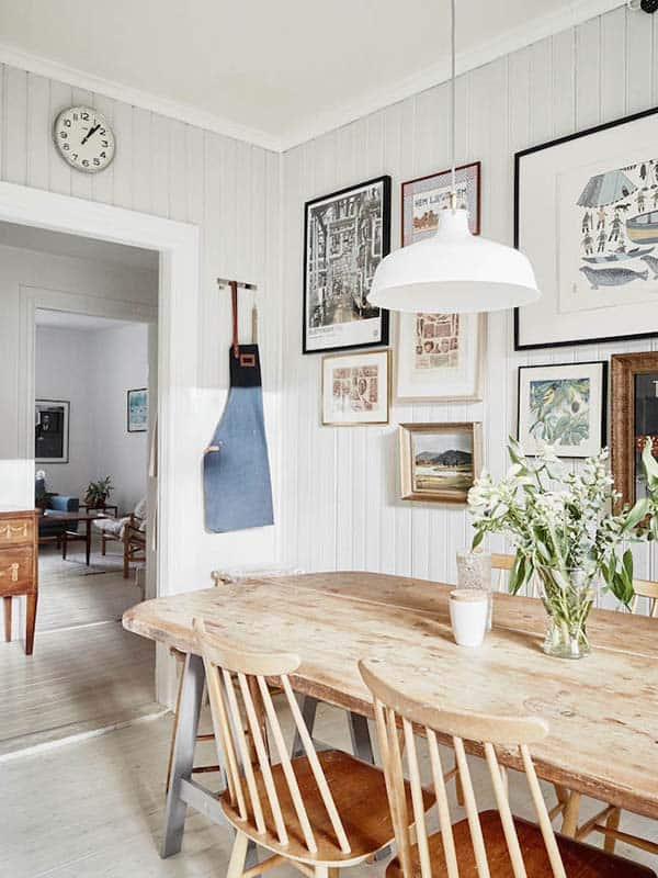 Simple Scandinavian Dining Room Ideas 10: 50 Scandinavian Ideas To Transform Your Home Into Chic Living