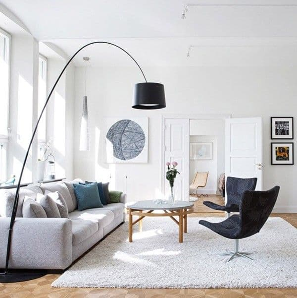 Gorgeous Ways To Incorporate Scandinavian Designs Into Your Home: 50 Scandinavian Ideas To Transform Your Home Into Chic Living