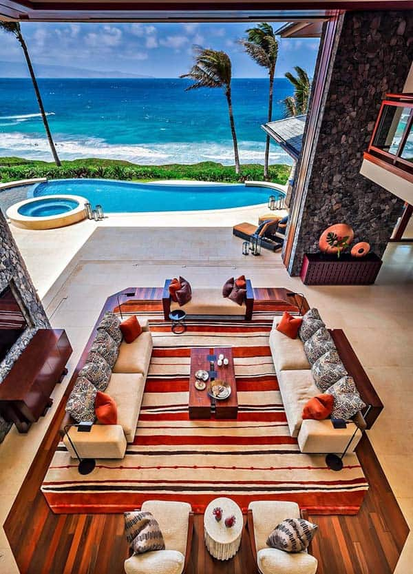 Maui Beach House-00-1 Kindesign
