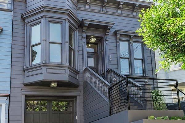 featured posts image for Fabulous Victorian house with bright interiors in Noe Valley