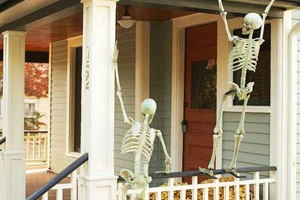 featured posts image for 37 Spooktacularly amazing outdoor Halloween ideas