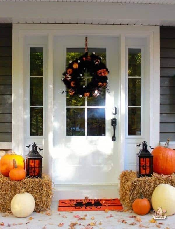 Outdoor Halloween Decorating Ideas-05-1 Kindesign